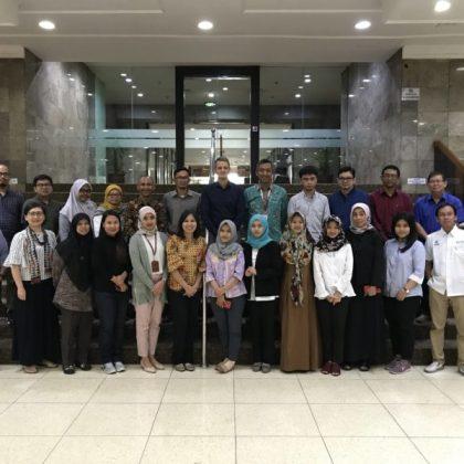Training companies in Jakarta, Indonesia. Photo: Bart Slob